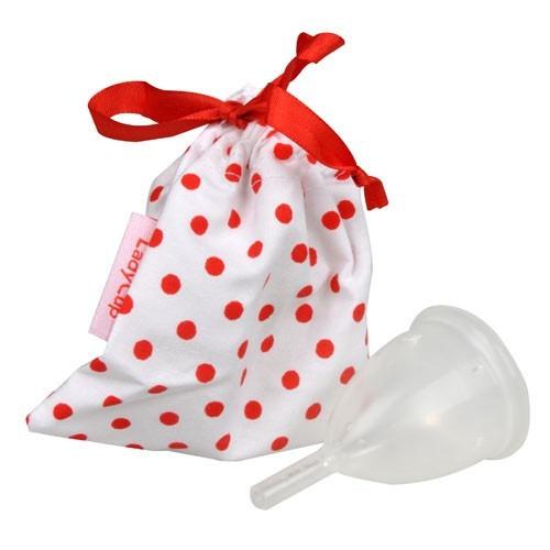LadyCup S(mall) LUX menstruační kalíšek malý